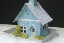 paperie : putz houses