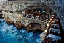 Restaurants with Views / A collection of restaurants with stunning views!