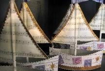 Paper Crafts / by Edie Blough