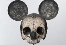 Vanités / Toute civilisation est hantée, visiblement ou invisiblement, par ce qu'elle pense de la mort. / by la galerie imaginaire