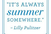 Summer...My favorite holiday:)