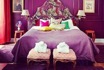 BEDROOMS / Make it calm, and romantic! / by Jessalyn Nelson