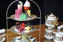 Afternoon Tea / The finest venues for Afternoon Tea