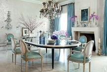 Stunning Dining Rooms / The prettiest dining rooms *ever*
