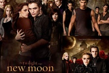 NEW MOON / The Movie / by Tina Hall