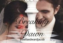 BREAKING DAWN 1 / The Movie / by Tina Hall