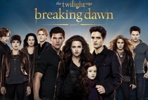 BREAKING DAWN 2 / The Movie / by Tina Hall