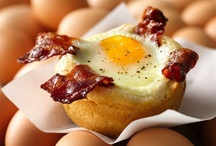 Food-Breakfast / food eaten in the morning (generally.) / by Carey Higgs
