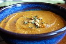Super Soups Hot / by Barbara C