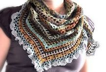 Crochet-Accessories / yarny wearables for miscellaneous extremities / by Carey Higgs