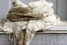 Crochet-Blankets / warm yarny coverings / by Carey Higgs