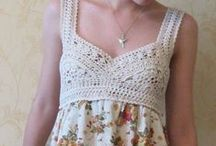 Crochet-Clothing / yarny wearables, so you're not naked / by Carey Higgs