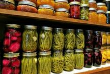 Food-Canning/Preserving / Canning, freezing, dry storage, etc. / by Carey Higgs