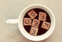 Coffee love. / by Cassandra Winkert