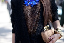Fashion Week Street Style Icons  / by Bag Borrow or Steal