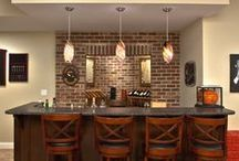 Dec. Ideas - Basement  / by Cassandra Kiel