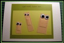 GET WELL CARDS / by Tina Hall