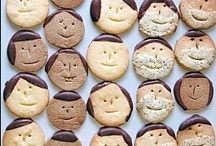 Cookies are for everyone. / Cookies are a common denominator. / by The Orange Chef Co.