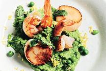 Spring on a Plate / Whether the sun is shining or not, you can serve a little spring on your plate. / by Orange Chef