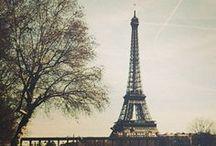 I long for Paris...