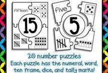 Addin', Takin' Away & More / Math Stuff for school