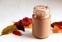Healthy Drinks / Coffee, iced coffee, lattes, tea, hot cocoa, and other cold and hot drinks