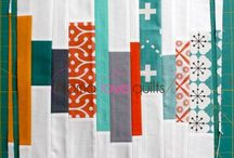 Quilt blocks / Quilt blocks, many with tutorials, to inspire the next project.