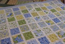 Quilts-Charm Squares