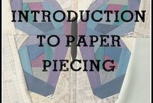 Quilting Tips and Tools / Tutorials, tips and helpful resources for quilting.