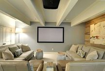 ULTIMATE MAN CAVE / by Jessalyn Nelson