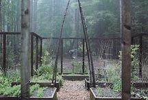 Creating Garden Space