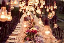 Lasst eure Liebe leuchten... / Kerzen, Laternen oder Fackeln. Nicht schafft eine ganz besondere Atmosphäre!  #hochzeit #freietrauung #kerzen #laternen #lichterketten #traulina