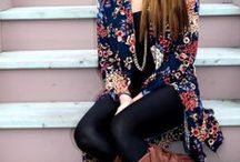 Fashion. / Pieces & outfits I love along with fashion & style ideas.  / by Rachael Lynn