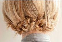 Cute Hair / by Hannah Peitzman