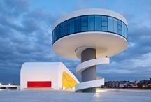 Architecture & interior design / by Sylvain Paris