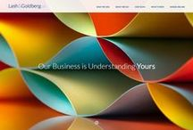 Law Firm Web Design / A collection of PaperStreet Law Firm Web Designs and Custom Web Designs for Lawyers