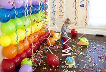 Birthday Parties / by Rachel Chappell