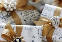 Zavijanje daril in ideje za darila - Gifts