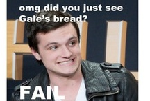 Made Me Giggle or something from The Hunger Games / by Erin Parker