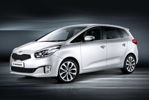 KIA New Carens - the Third Generation.