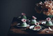 [Mini Sweets] Afternoon Tea / afternoon tea, afternoon tea desserts, afternoon tea sweets, mini sweets, mini desserts, high tea desserts, desserts, tea treats, tea service, mini bites