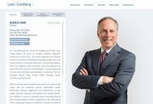 Attorney Biography Examples