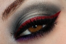 Makeup for brown eyes / by Camille Bequette Salls