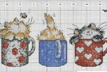 Cross Stitching and such / by Beth's Sandbox