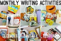 Life of a Teacher: Writing Activities / by Erica C