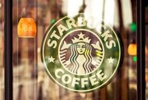 Starbucks / Starbucks: I am an Addict ! I know what They did with taxes all over thé world. Still, thé coffee, thé place, thé cups ... I am just an addict. I'm guilty !