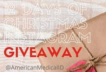 Contests and Giveaways / We love our customers and to show that, sometimes we host contests and giveaways. Check here for the latest. / by American Medical ID
