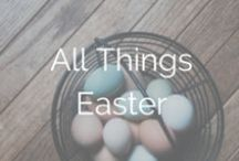 All Things Easter / A few of our favorite Easter treats, decor, and more!  / by American Medical ID