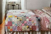 Quilts etc. I would love to make / These are photos of quilts and everything else I really want to make.