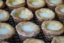 Mmm... Food - Desserts / Treats / by Jen Knapp Long